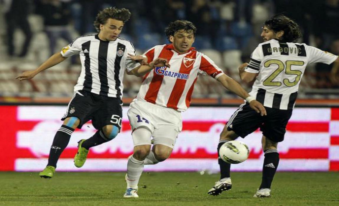 Partizan Defeat Eternal Rival Crvena Zvezda In Serbian SuperLiga