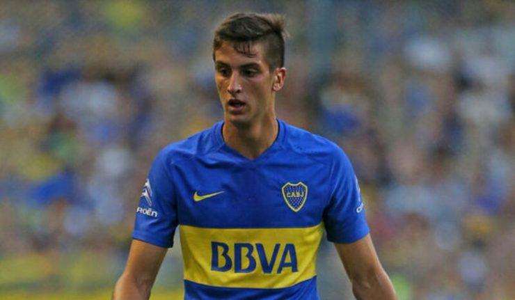 Juventus Set To Sign Next Carlos Tevez Rodrigo Bentancur From Boca Juniors