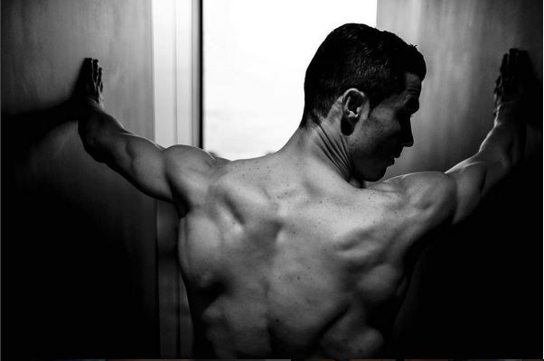 Cristiano Ronaldo Releases Raunchy Photos And The Internet Is Quick To Judge