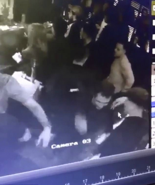Bar Staff Member Sacked After Leaking CCTV Film Of Ross Barkley Being Punched To The Floor