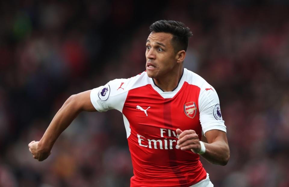 Manchester City Confident Of Signing Chelsea And Manchester United Target Alexis Sanchez From Arsenal