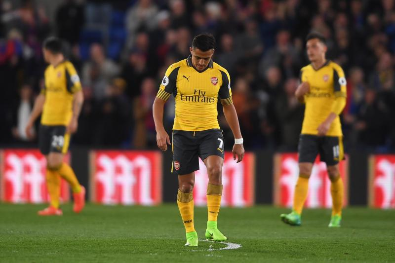 Arsenal Boss Wenger 'Determined To Make Things Right' Following Crystal Palace Humiliation