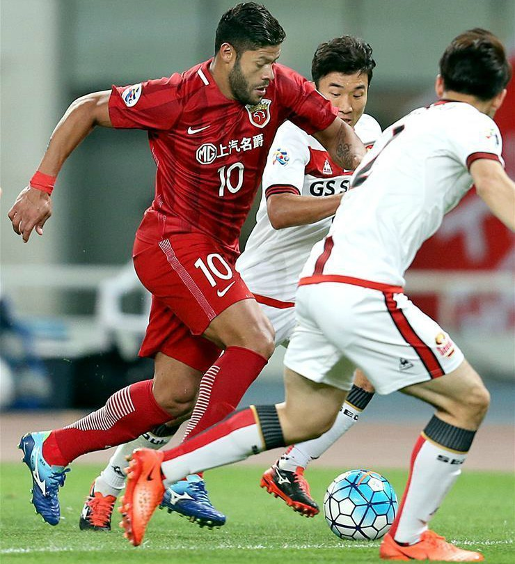 Champions League Asia: Shanghai SIPG Beat FC Seoul 4-2 In Asian Champions League