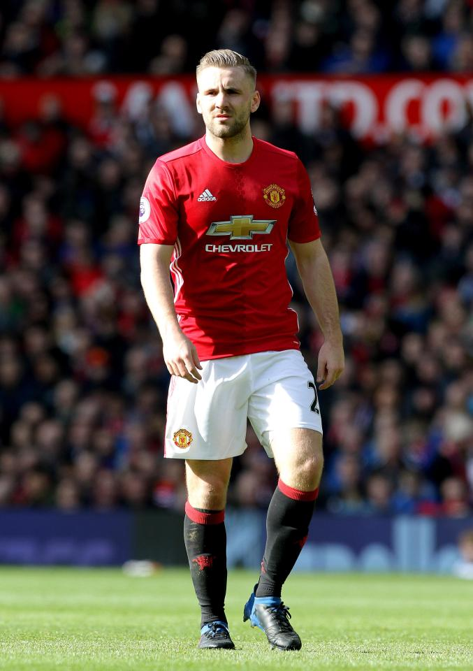 Man Utd Misfit Luke Shaw Begs Spurs Boss Pochettino To Save Him From Old Trafford Hell