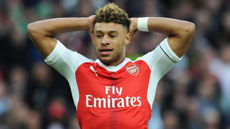 Wenger Says Alex Oxlade Chamberlain Leaving Would Do Big Damage To Arsenal
