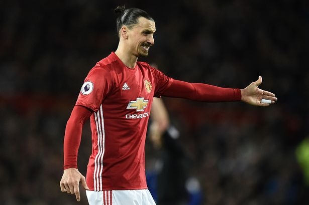 Mourinho Calls For Video Technology To Help Officials After Zlatans Disallowed Goal