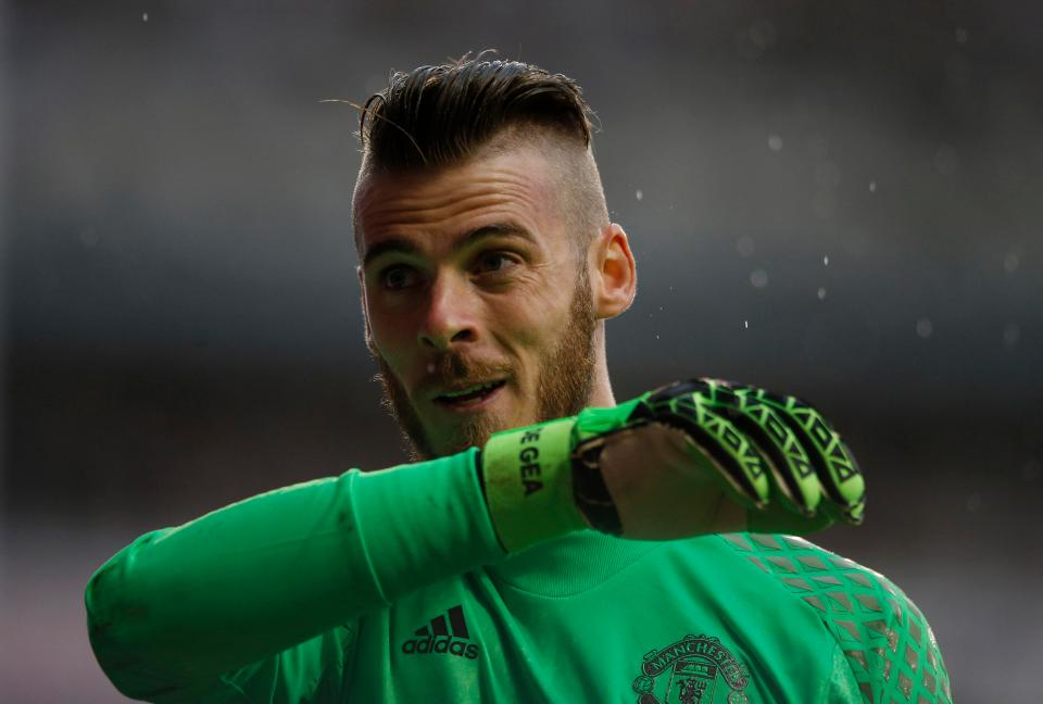 Man Utd To Offer De Gea Plus £183m For Real Madrid Duo Cristiano Ronaldo And Alvaro Morata
