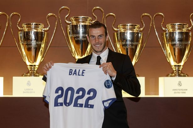 Bale Tells Real Madrid President Hed Prefer Manchester United Switch Over Chelsea
