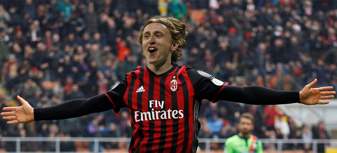 AC Milan Revolution To Start With Real Madrid Star Luka Modric