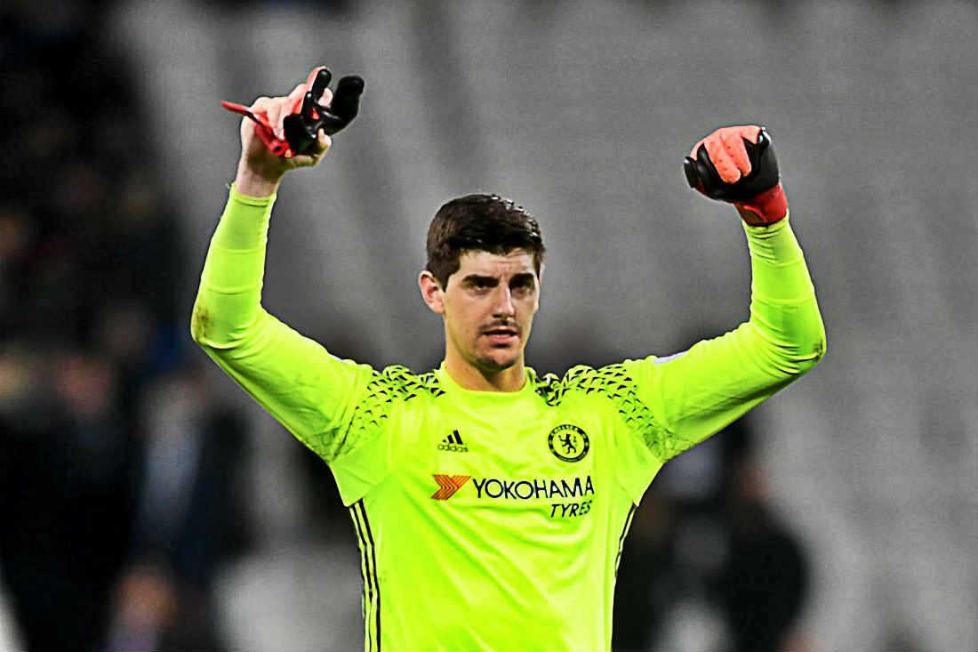 Not A Galactico But Blues Superman: Thibaut Courtois Set To Sign New Chelsea Deal