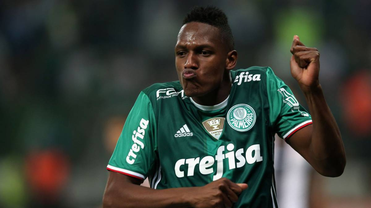Barcelona Ink Deal For Colombian Defender Yerry Mina