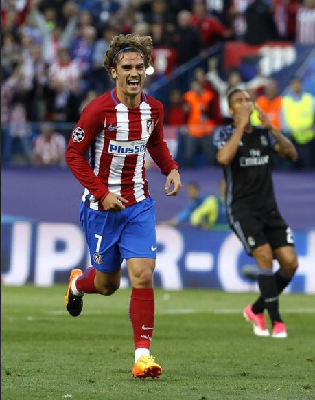 8bebd7e71e56 Atletico Madrid s 26-year-old French international striker