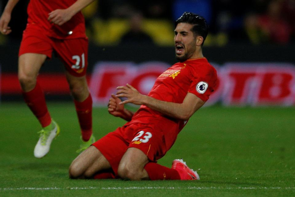 Manchester City Want Emre Can From Liverpool As Borussia Dortmund Join The Race For Juventus Midfield Target