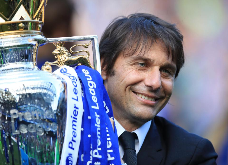 Conte Challenges Chelsea To Avenge Last Season's FA Cup Final Heartache