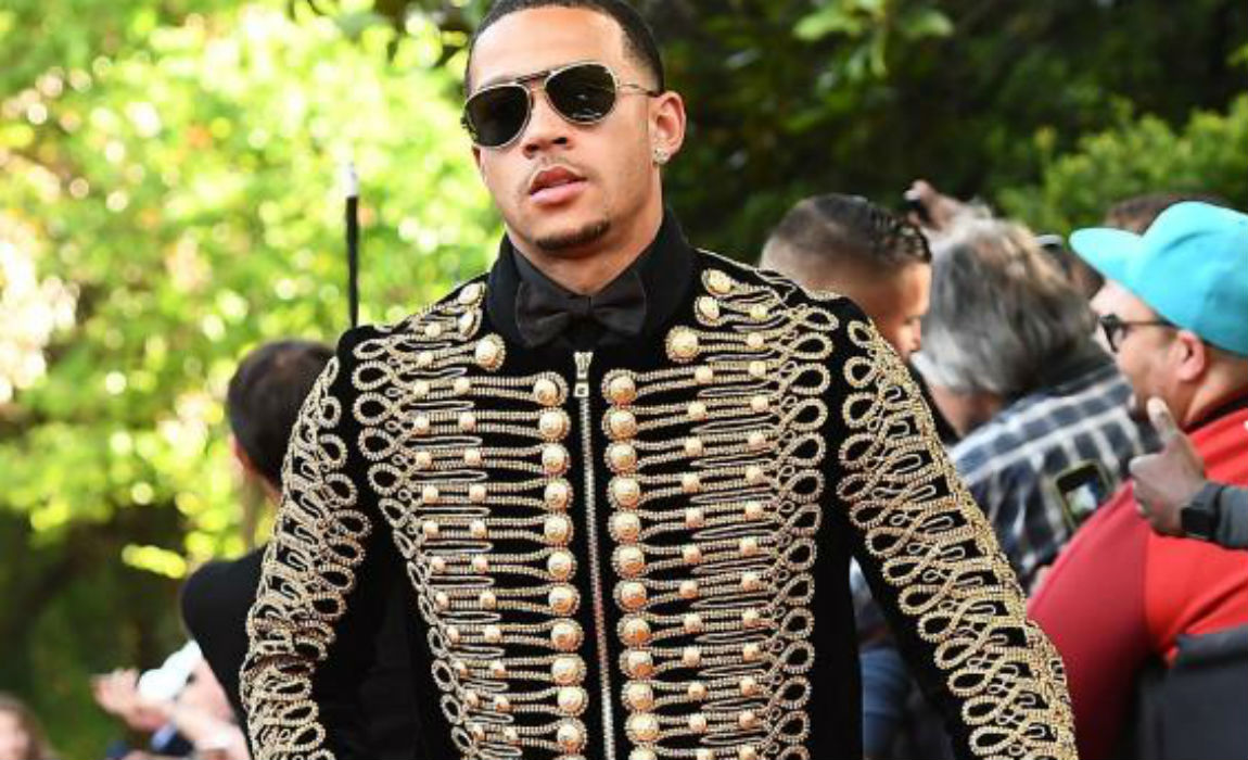 Image result for memphis depay fashion