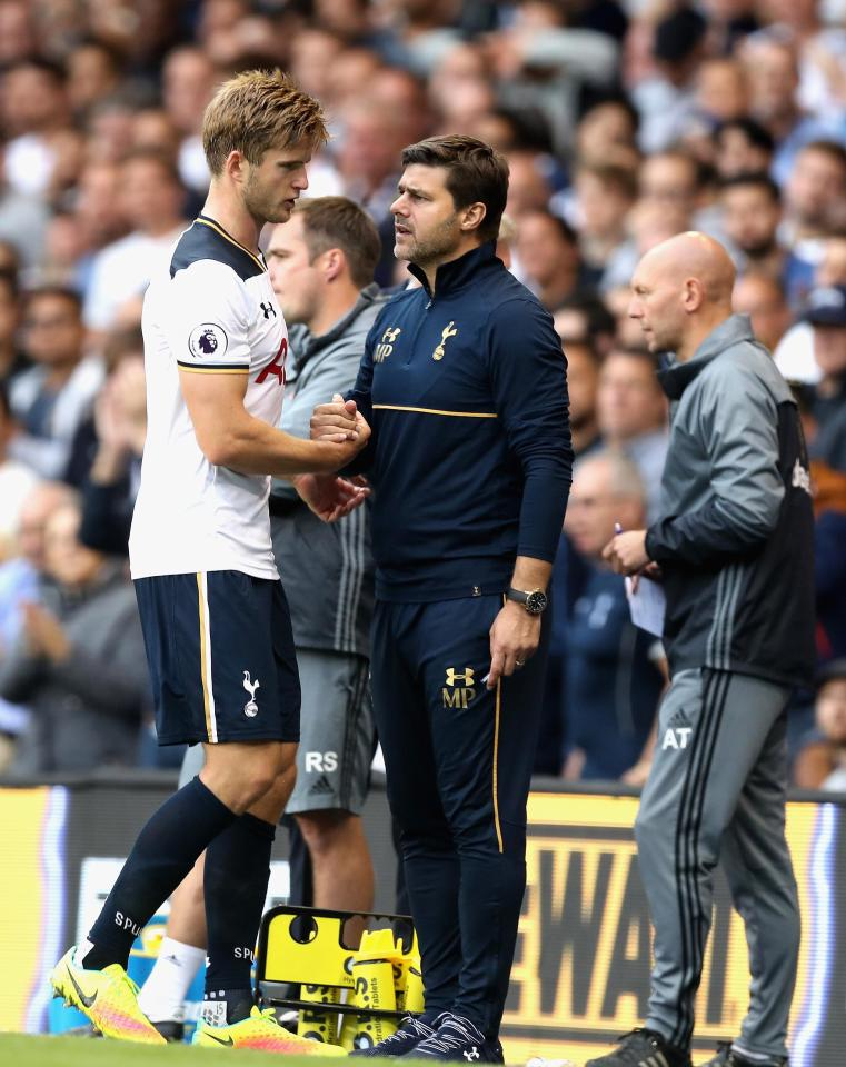 SPURS Shaken As Dier Wants To Leave Along With Walker And Rose Amid HUGE Interest From Manchester Clubs