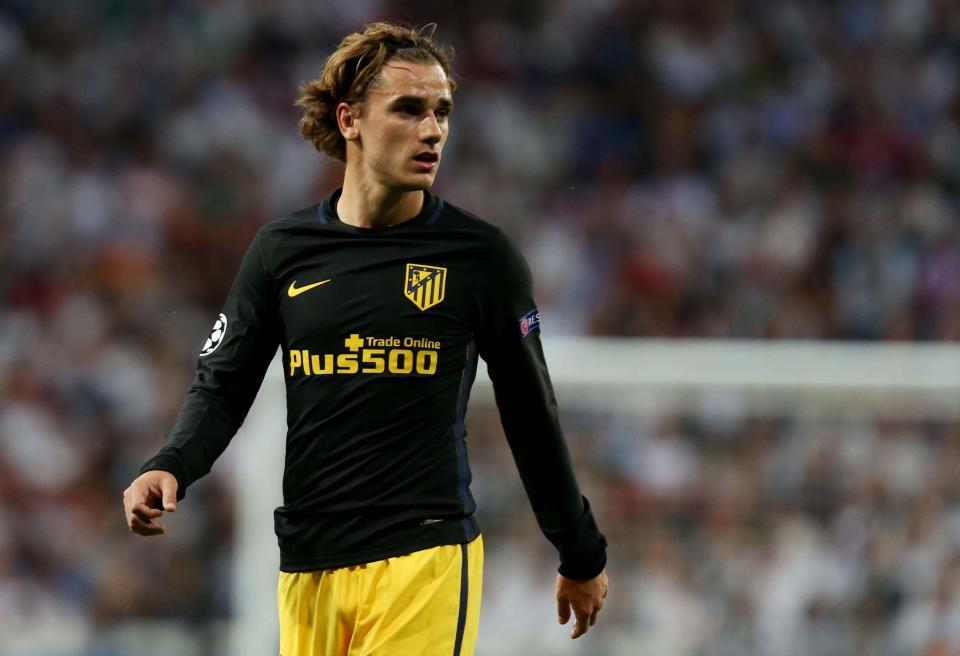 Only New York Knicks Can Lure Antoine Griezmann From Atletico Madrid
