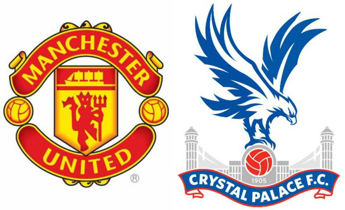 Manchester United Vs Crystal Palace Live Six Young Red Devils Line Up