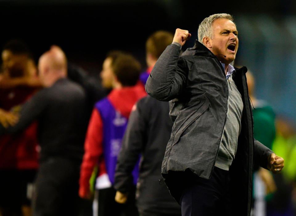 Mourinhos Class Of 2017 Urged To Beat The Best By Sir Alex Ferguson