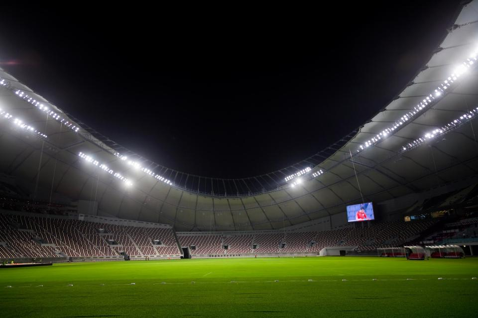 First Stadium For Qatar World Cup 2022 Completed... And Its Got Air Conditioning