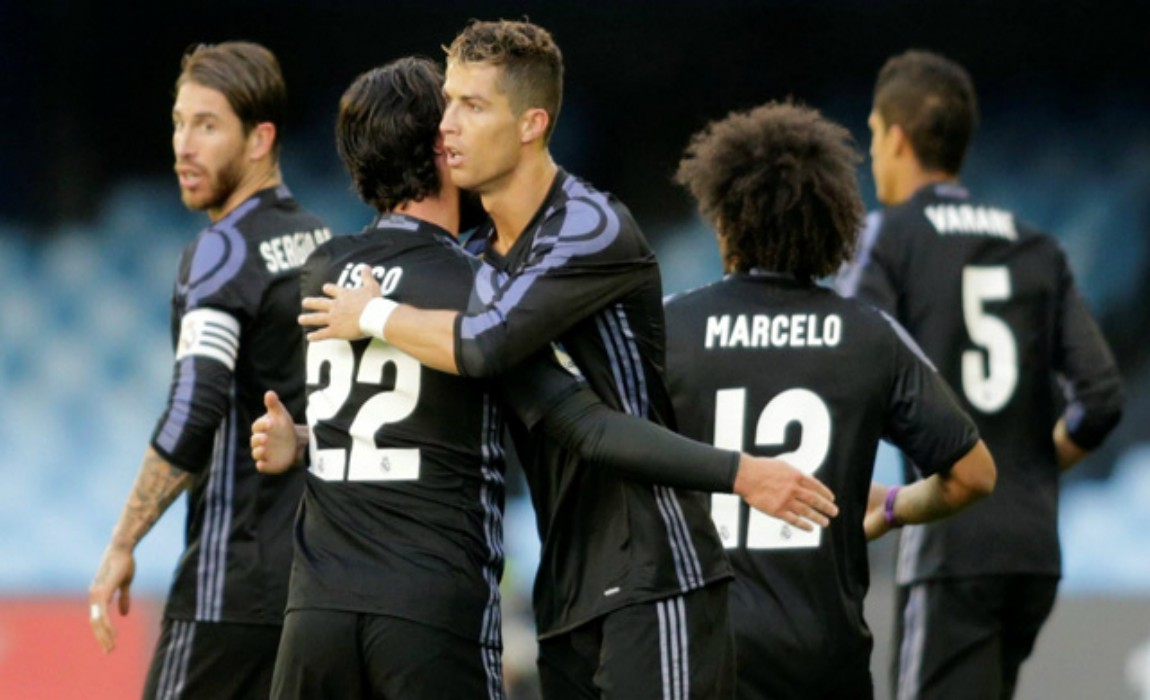 Real Madrid A Step Closer To First La Liga Title In Five Years
