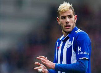 4553f00067f6 Done Deal  Real Madrid Sign Theo Hernandez From Atletico Madrid