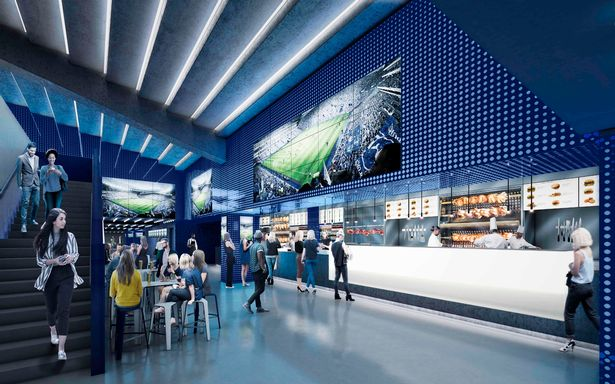 Cheese, Cake, Beer, Football   Tottenhams New Stadium Promises It All And Much More