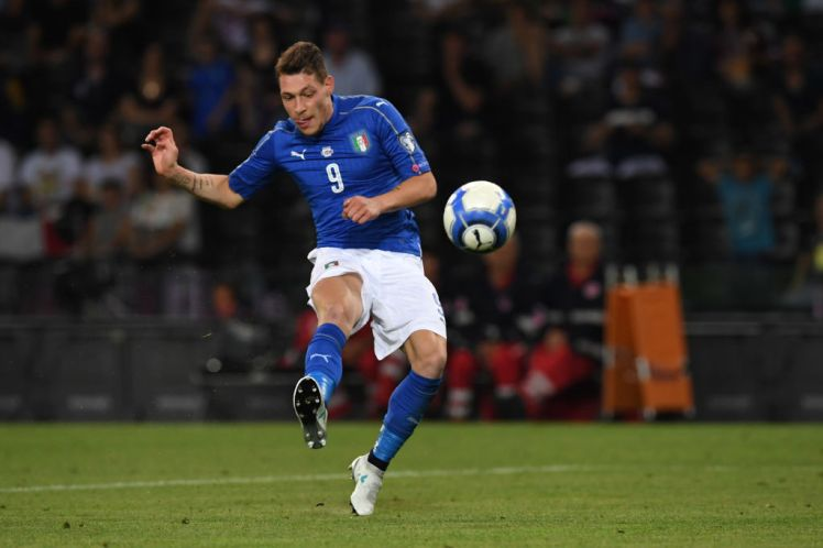Man Utd, Chelsea And Real Madrid To Battle For £89M Man Andrea Belotti