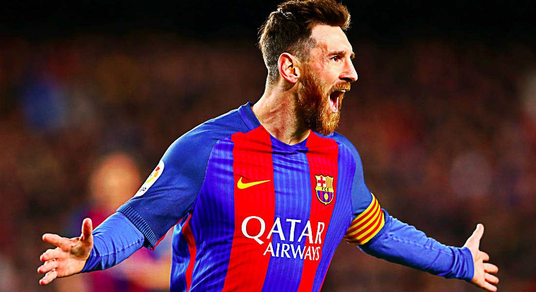 Barcelona News: Lionel Messi Has Signed New Contract, Reveals La Liga President