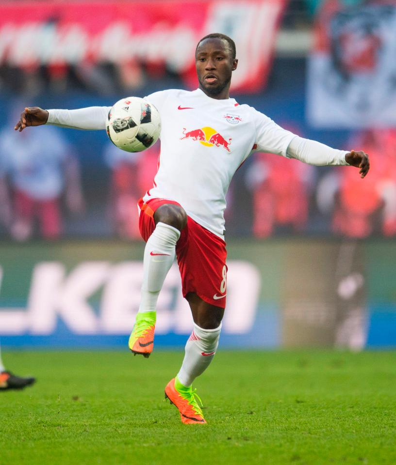 Naby Keita Wants Liverpool Move Now And Could Secure January Transfer