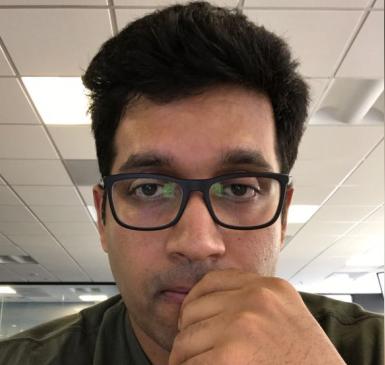 Soumasish Goswami
