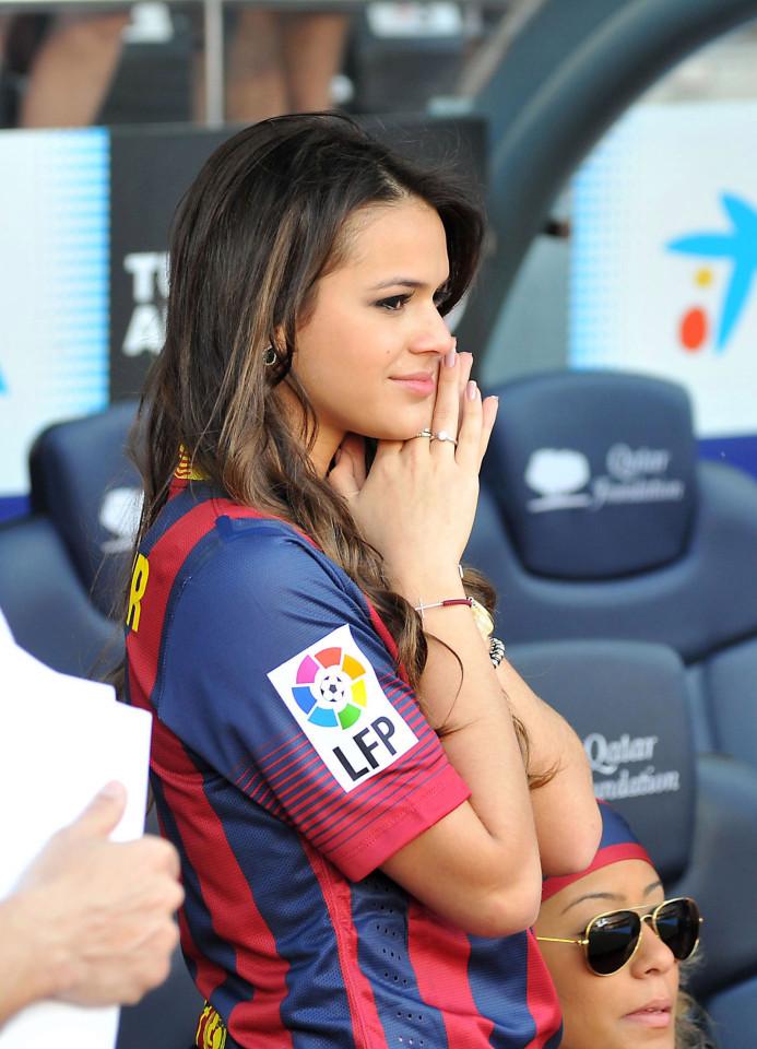 Barca Star Neymar Reveals He Has Split From Girlfriend ...