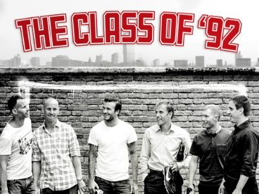 Manchester United's 'class of 92' unveil plans to open ...