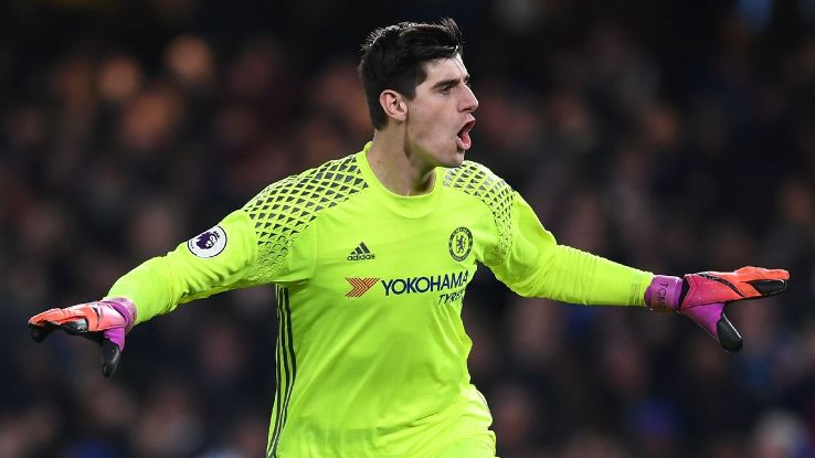 Chelsea Keeper Thibaut Courtois Reluctant To Sign Deal, Real Madrid Remains An Option