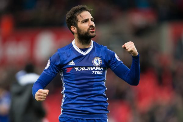 How Chelsea Star Cesc Fabregas Forced Antonio Conte To Change His Mind