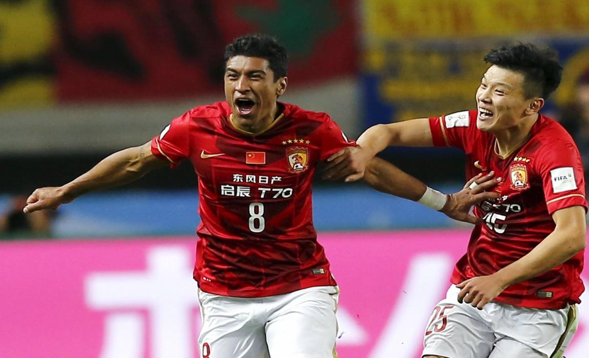 Guangzhou Evergrande Snatch Nine Straight CSL Wins
