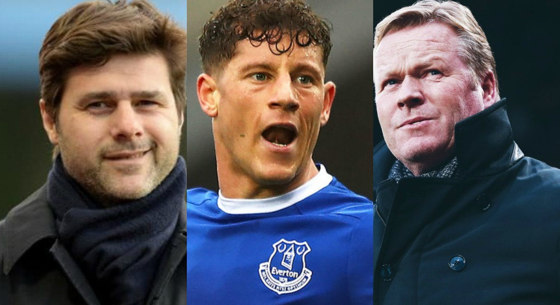 Ross Barkley: Chelsea Seriously Considering Move   Spurs Rate Contract Rebel At £25M