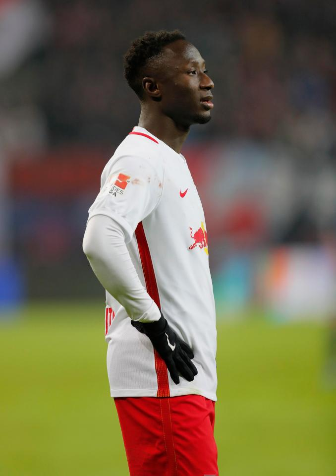 Jurgen Klopp Could Take Leipzig Ace Naby Keita Early This Month With Extra £18M Fee