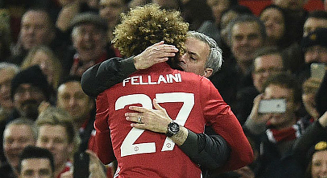 Manchester United Make New And Improved Offer To KEEP Marouane Fellaini