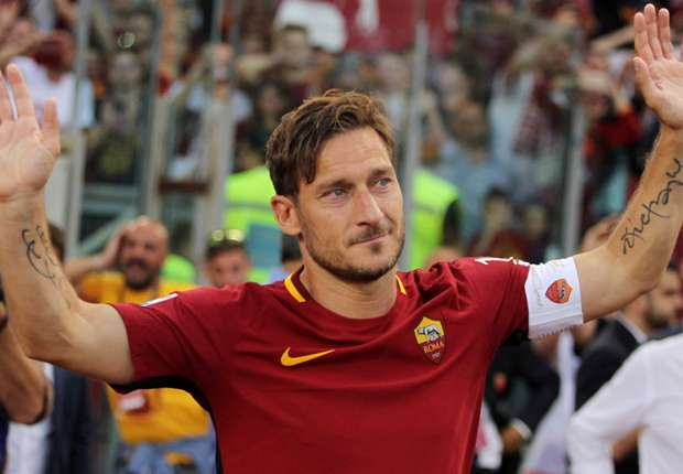 Club Legend Francesco Totti Confirms He Will Begin New Adventure As Roma Director