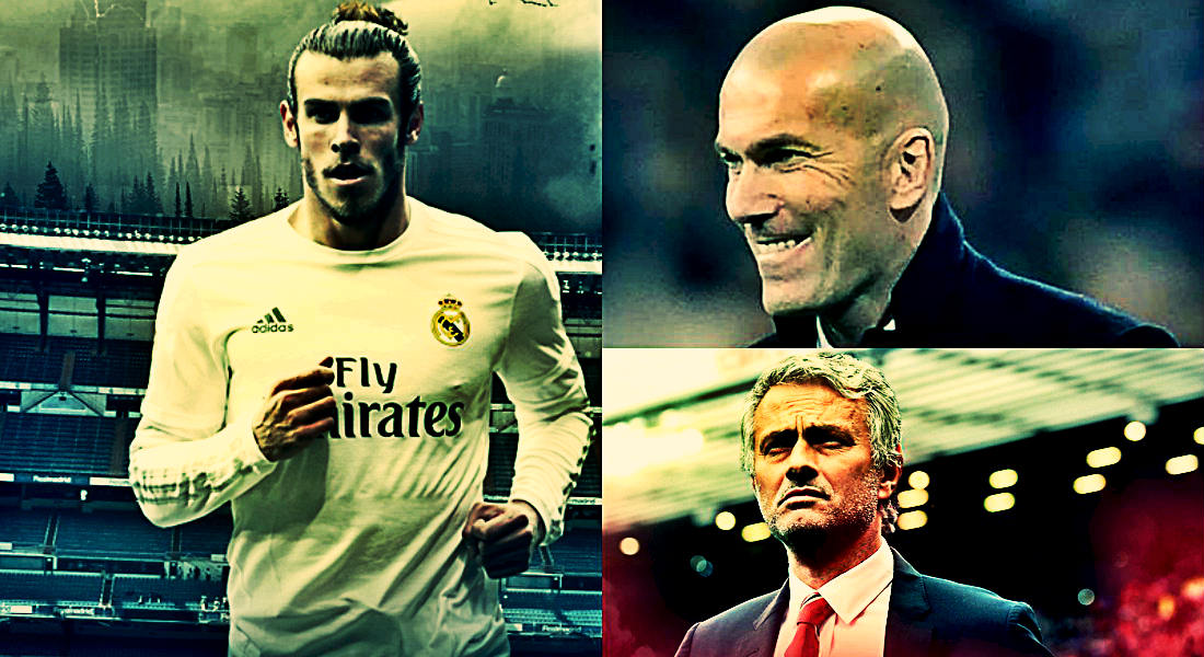 Gareth Bale Explains Why He Favours Real Madrid Stay Over Man Utd Move