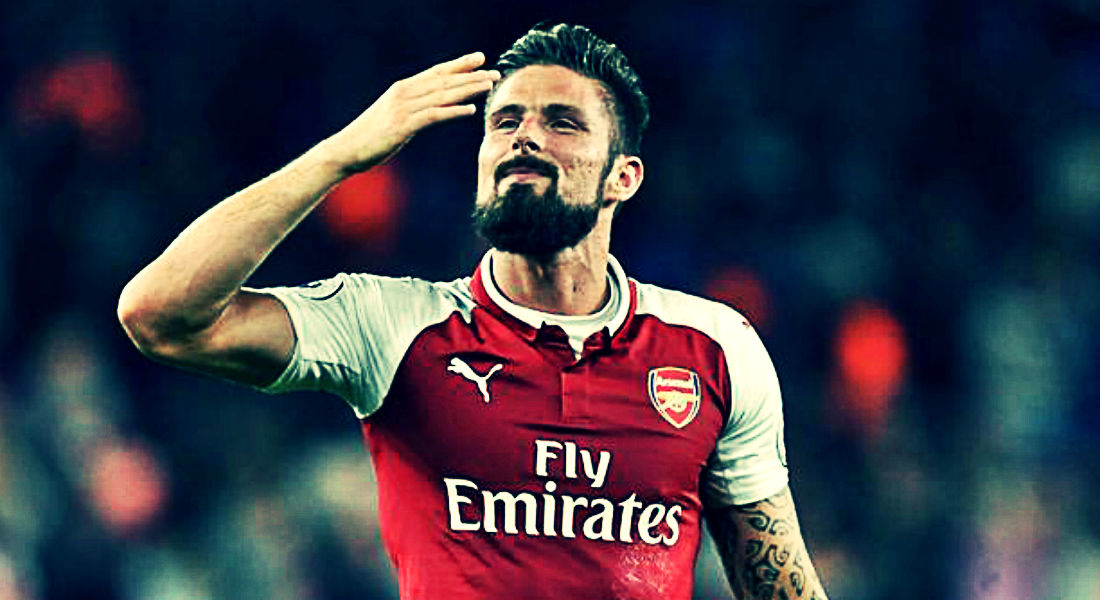 Olivier Giroud URGED To Leave Arsenal By National Team Coach