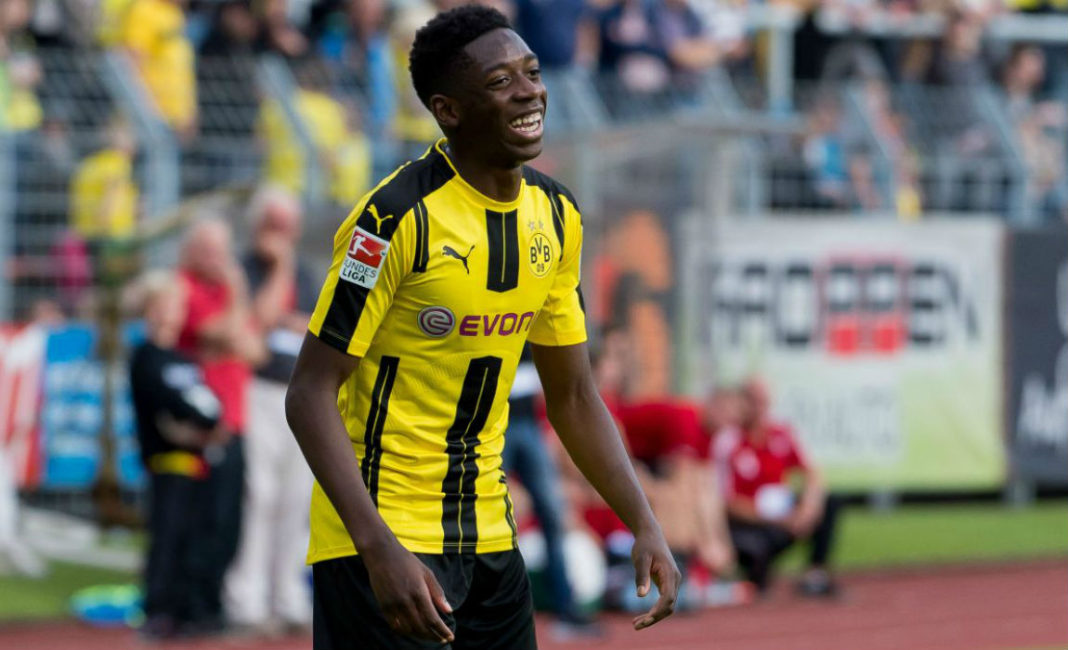 Dortmund Reject Barcelona's €100M Offer For Ousmane Dembele And Suspend Player