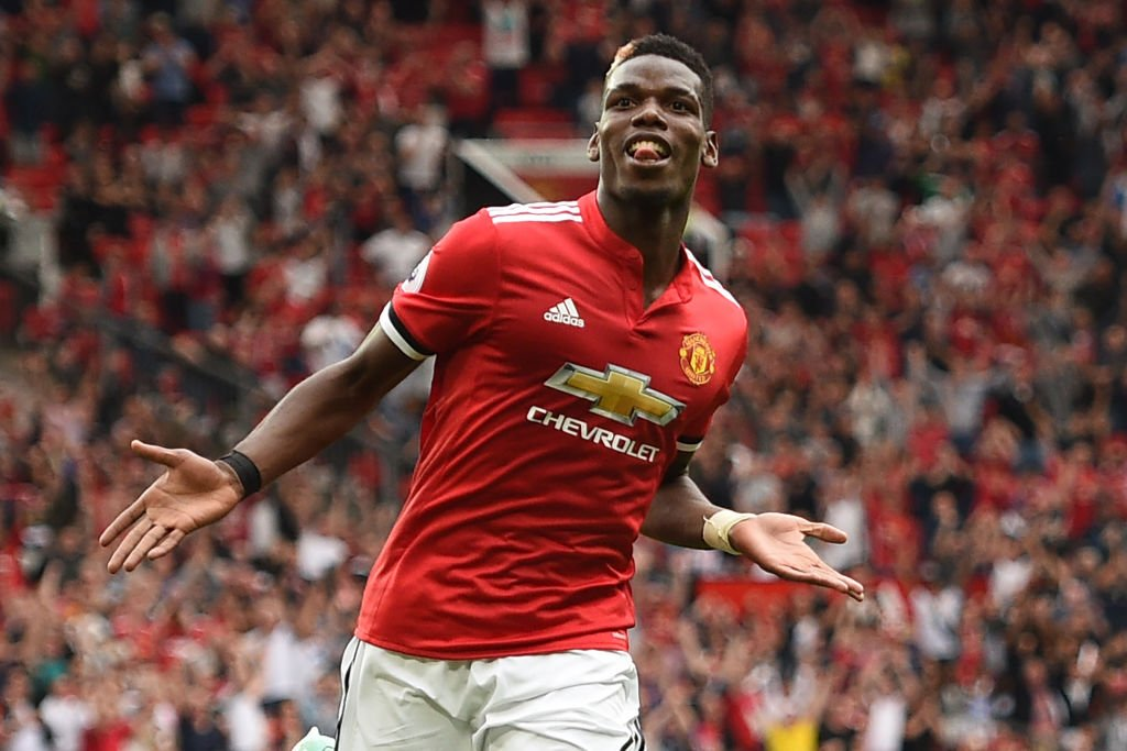Pogba Builds Football Pitch INSIDE £3M Cheshire Mansion As He Steps Up His Return To Fitness