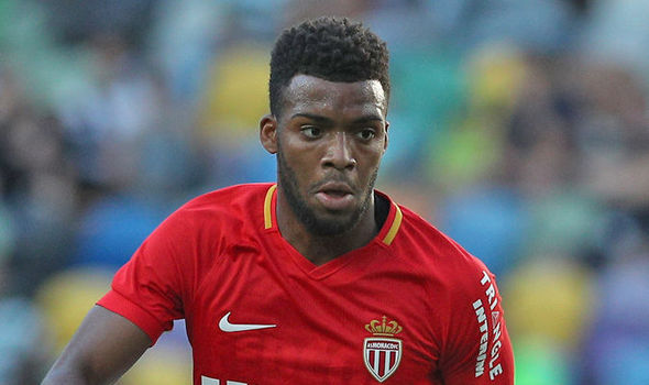 Arsenal And Liverpool Set To Fight For Thomas Lemar In Summer After Monaco Vice President Admits He Can Leave
