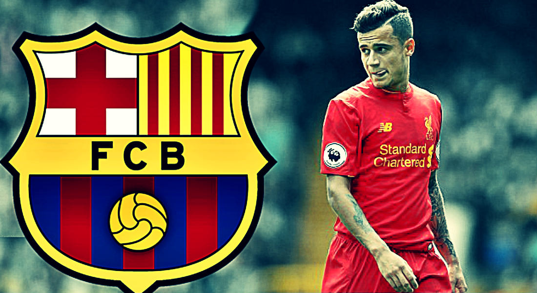 Barcelona Are Ready To Buy Philippe Coutinho In January, Club Chief Confirms