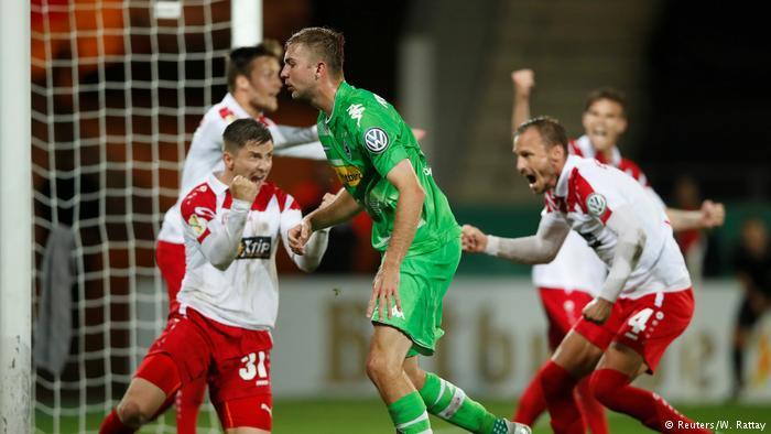 Monchengladbach, Leverkusen Enter Second Round In German Cup