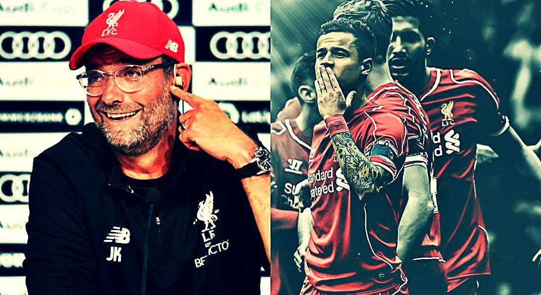 Coutinho Loses Trust Of Klopp As The Brazilian Delves Into Open Warfare With Reds Owners