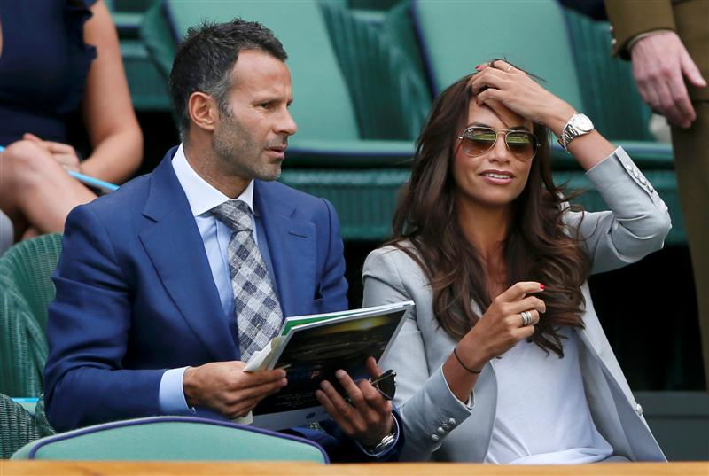 Ryan Giggs And Ex Wife Stacey Are Finally Divorced After Battle Over £40million Fortune