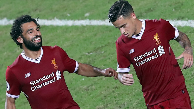 Liverpool Reject £90 Million Bid From Barcelona For Coutinho